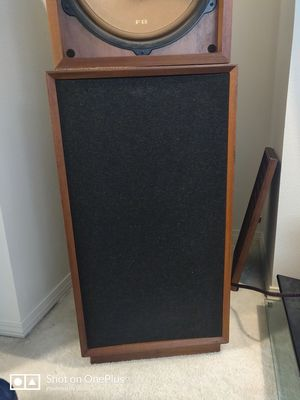 Rectilinear highboys speakers for Sale in Issaquah, WA