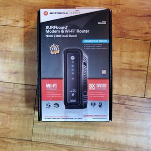 Cable Modem SURFboard for Sale in Sacramento, CA