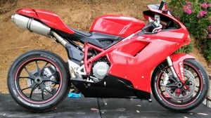 2008 DUCATI 848 RED LOW MILES CARLSBAD for Sale in Carlsbad, CA