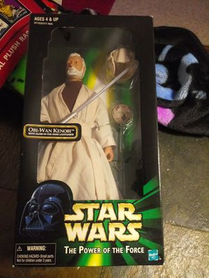 12 inch Star Wars doll never open new in box for Sale in FOX RV VLY GN, IL