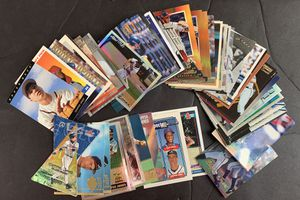 62 Chipper Jones Baseball Cards Includes Rookies for Sale in Fullerton, CA