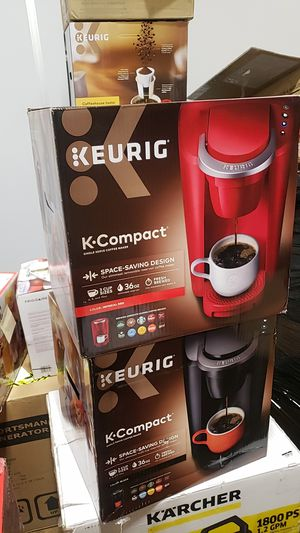 Keurig k compact coffee maker for Sale in Peachtree Corners, GA