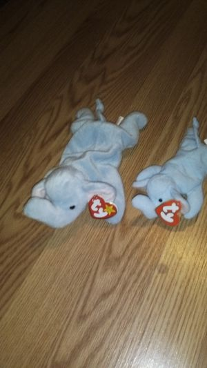 Too rare elephants beanie babies for Sale in Louisville, KY