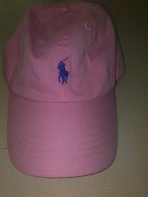 Pink Ralph Lauren hat for Sale in Roseville, CA