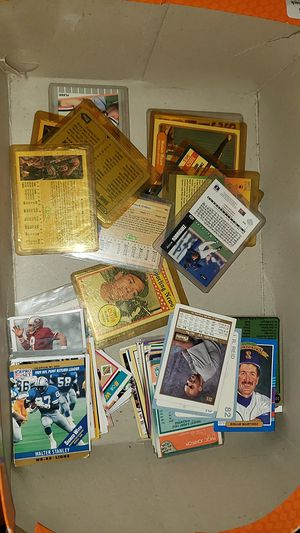 Collectible baseball football and basketball cards for Sale in Auburn, WA