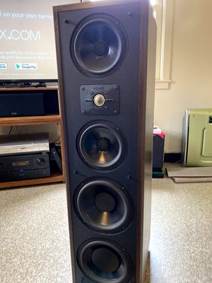 Two Polk Tower Speakers RTA 11t for Sale in Ipswich, MA