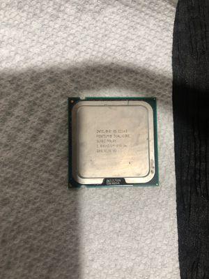 Intel Pentium CPU for Sale in Hialeah, FL