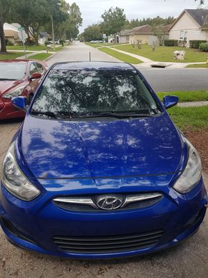 Hyundai accent hatchback 2012 for Sale in Palm Harbor, FL