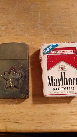 RARE 91 BRASS WITH MINI CIG BOX for Sale in Louisville, KY
