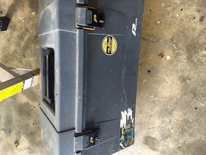 "Plano 20"" toolbox- fishing tackle box for Sale in Marietta, GA"