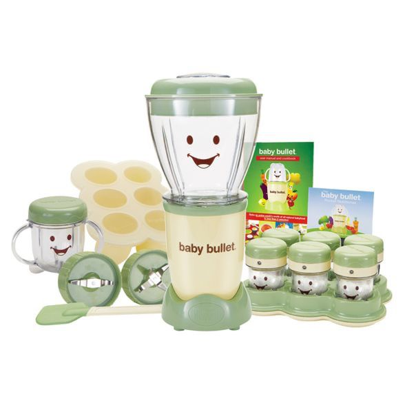 Baby Bullet Complete Baby Food Prep System