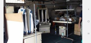 Dryclean shirt unit for Sale in Miami, FL