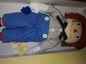 Raggedy Andy doll for Sale in Cleveland, OH