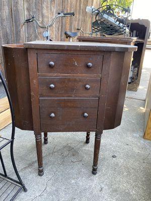 Antique cabinet for Sale in Stockton, CA