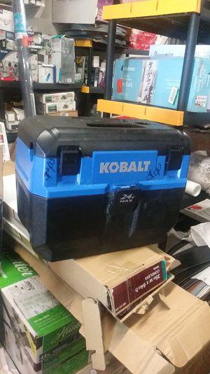 Kobalt 24v MAX Wet Vac. Please read Description for Sale in Lithonia, GA