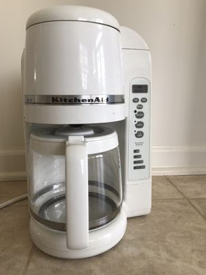 KitchenAid Coffee Maker - Price Reduced to $35 for Sale in Boyds, MD