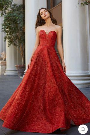 Cinderella Divine dress! Wedding dress, prom dress, quinceanera dress! Party glitter dress!! for Sale in Webster, TX