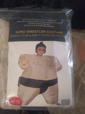 Sumo Wrestler costume for Sale in Easley, SC