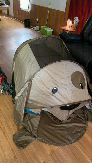 Dog camping play tent for Sale in Asheboro, NC