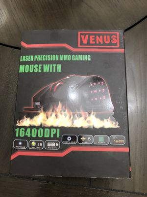 Brand new Computer gaming mouse! for Sale in Houston, TX
