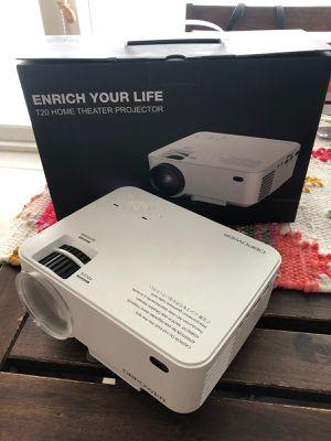 DBPOWER Mini Projector for Sale in Miami Beach, FL