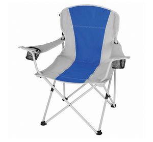 Ozark Trail Oversized Chair with Cup Holders and Quick-Pack Strap A6-203 for Sale in St. Louis, MO