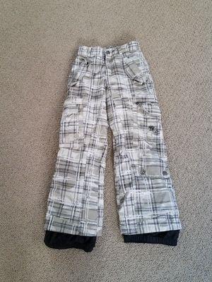 Snow clothes size 8 kids snow pants body Glove snowboarding pants for Sale in Gilbert, AZ