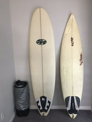 Surfboard s $300 for Both for Sale in Henderson, NV