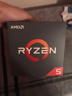 AMD Ryzen 5 2600 6 cores/12 threads for Sale in McAllen, TX