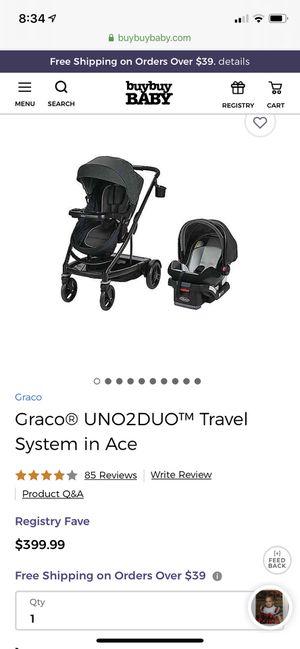 Double stroller for Sale in Los Altos, CA