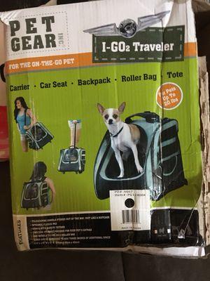 Dog puppy stroller black $35 for Sale in Buckeye, AZ