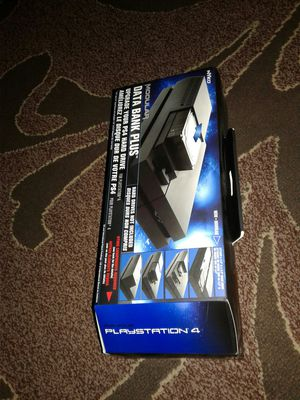 Nyko Modular Data Bank Plus. Upgrade your PS4 Hard Drive. New in box for Sale in Everett, WA