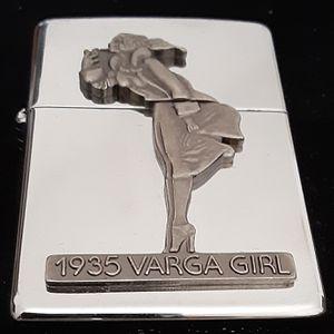 """1994 Zippo lighter """"The Varga Girl 1935"""" for Sale in Palmdale, CA"""