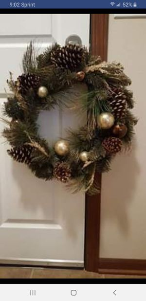 Door wreath for Sale in Ankeny, IA
