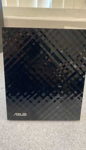 Asus wireless router in Excellent Condition for Sale in El Cajon, CA