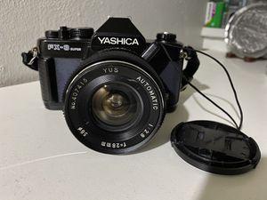 Film Camera Yashica FX-3 Super for Sale in Dallas, TX