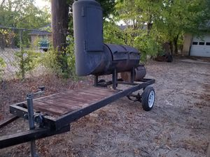 Bbq Smoker Trailer for sale! for Sale in Grand Prairie, TX