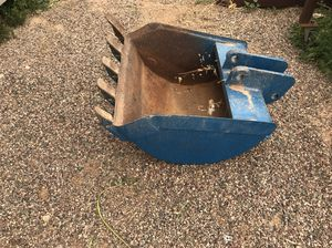 Backhoe bucket (tractor, Escavator) for Sale in Laveen Village, AZ