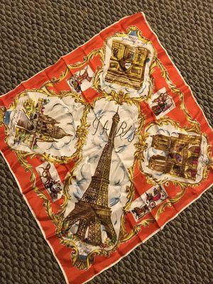 French silk hankerchif for Sale in Lorton, VA