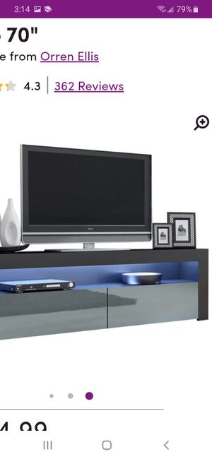 TV stand brand new in the box this is my personal I am not a store for Sale in Kissimmee, FL