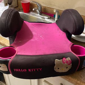 Hello Kitty Car Seat for Sale in Arlington, VA