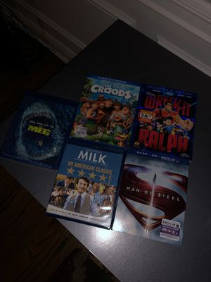 Blu-ray Lot $20 for Sale in Chicago, IL