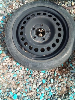 Donut spare , tire in great shape 5 lug for Sale in Grand Junction, CO