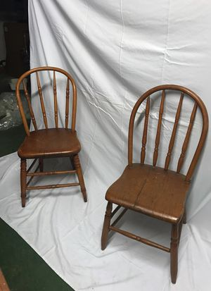 Antique chairs for Sale in Pittsburgh, PA