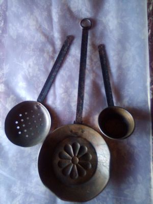 Antique Hanging/Cooking set for Sale in Vallejo, CA