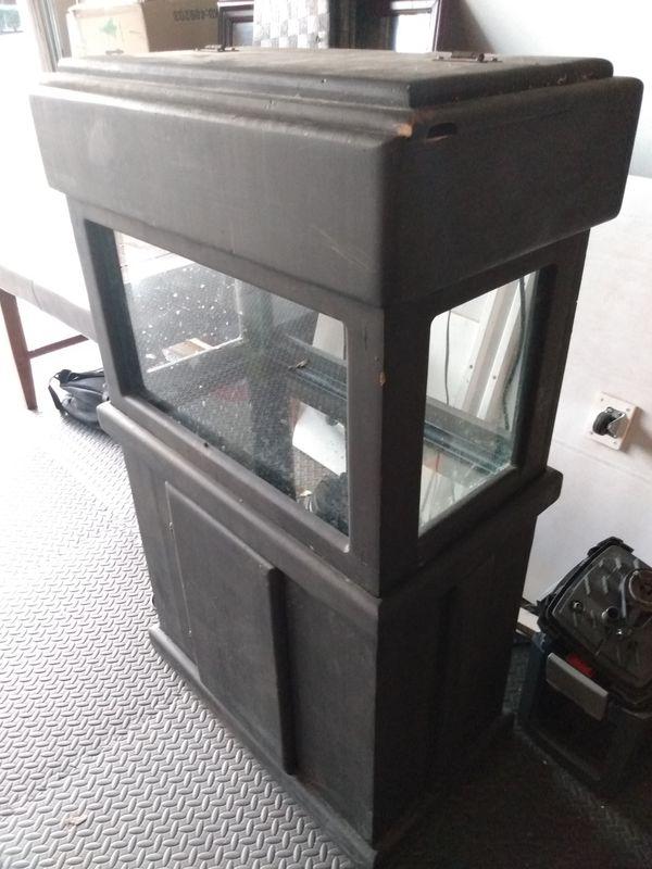 20G Aquarium - Full Setup