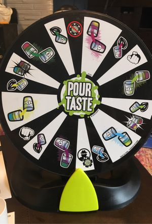 Pour Taste from Hasbro for Sale in Vancouver, WA
