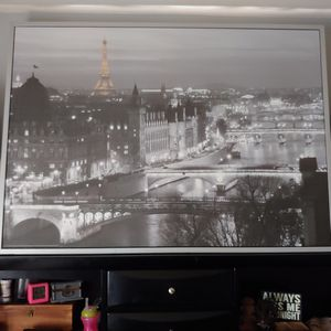 Large Picture Of Paris for Sale in Tampa, FL