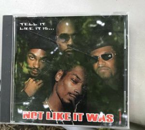 !! Snoop Dogg CD for Sale in San Fernando, CA