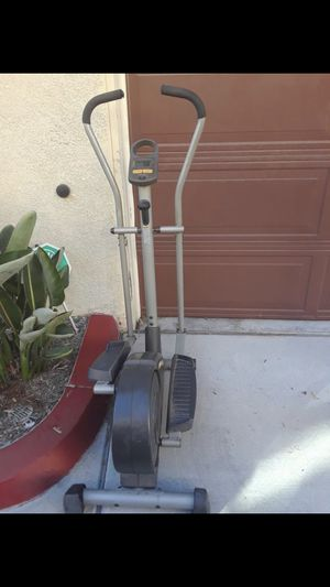 Cardio exercise machine in good condition works well for only $60 come and pick up for Sale in Chula Vista, CA